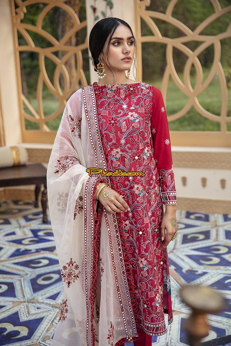 Cross Stitch Shehr-e-Uns Eid Collection 2021   Pakistani ...